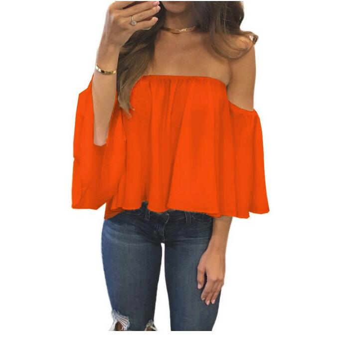 Off Shoulder Strapless Top 11