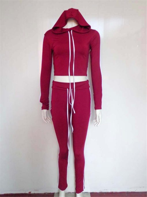 Two Piece Track Suit 6