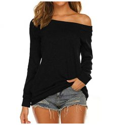 Off The Shoulder T-shirt  3