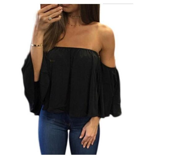 Off Shoulder Strapless Top 5