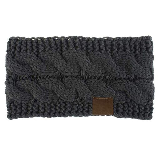 Wool Knitted Headband 4