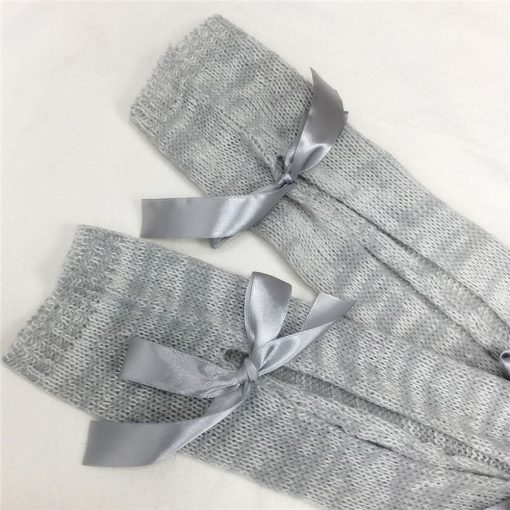 Hollow Out Bow Sweater 6