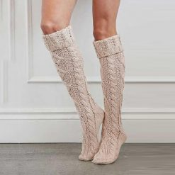 Over the Knee Knit Socks 3