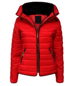 Hooded Puffer Jacket 1